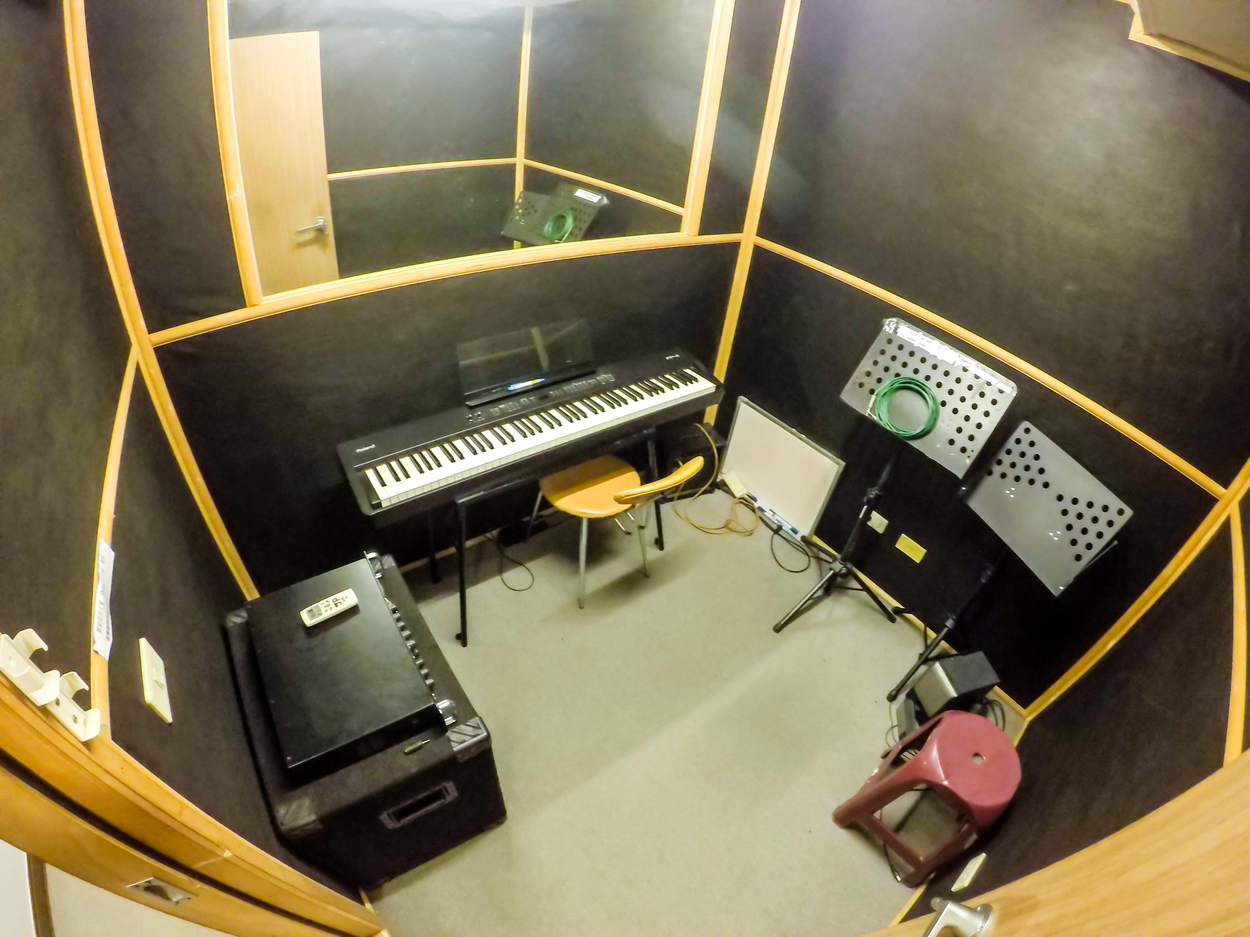主唱/鋼琴教室