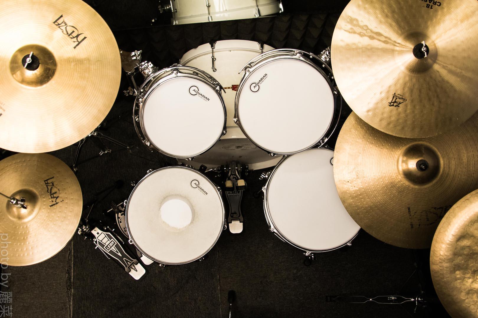 爵士鼓教室A