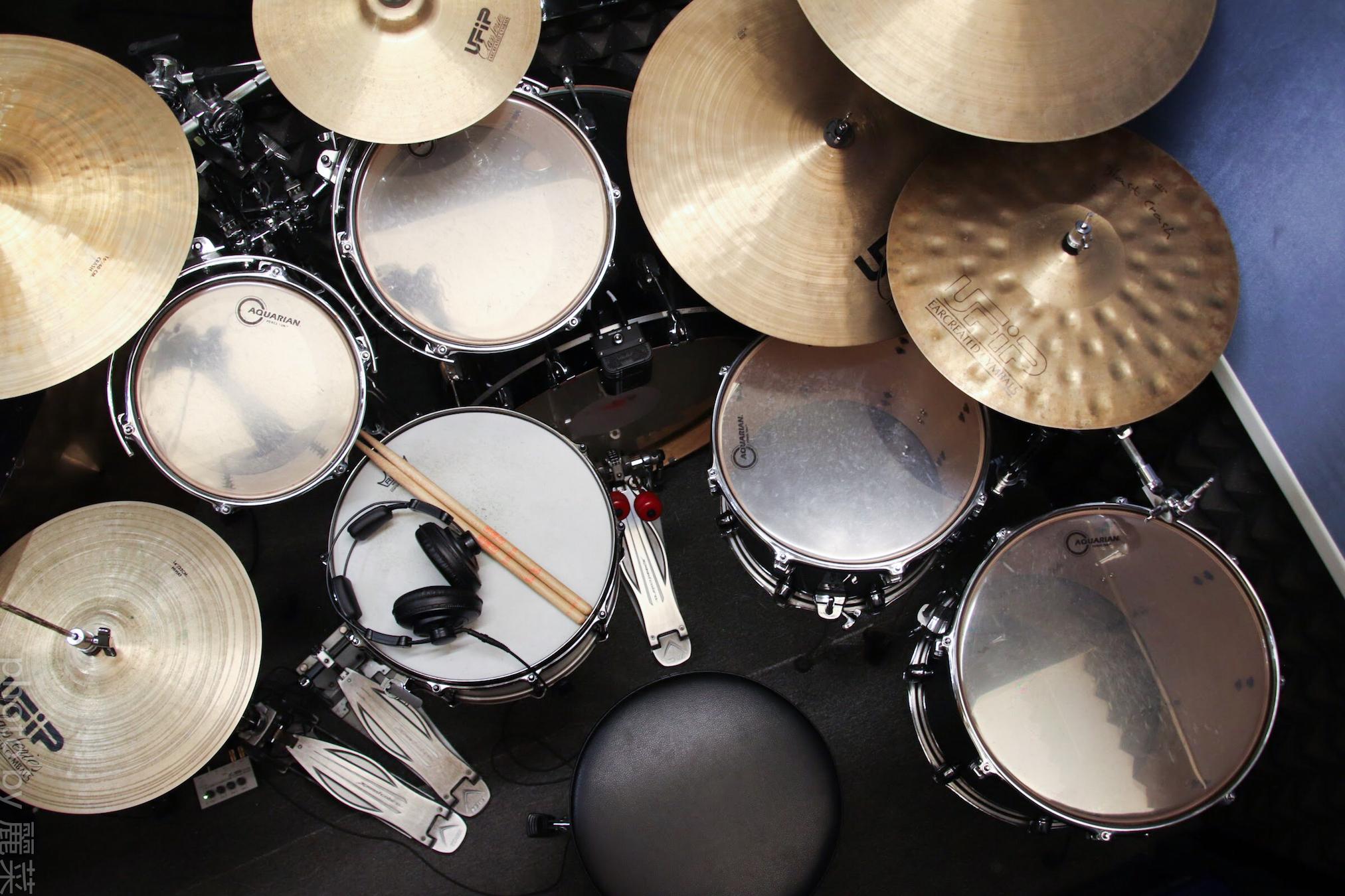爵士鼓教室B